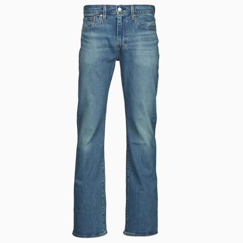 Abbigliamento Uomo Jeans bootcut Levi's 527 SLIM BOOT CUT Blu