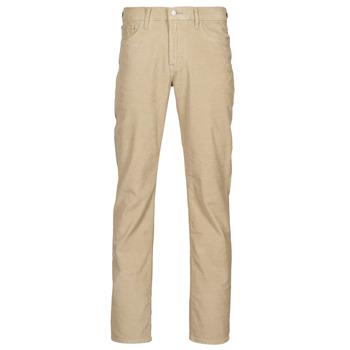 Abbigliamento Uomo Pantaloni 5 tasche Levi's 512 SLIM Beige