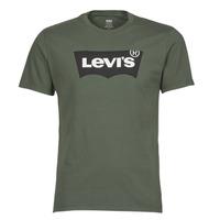 Abbigliamento Uomo T-shirt maniche corte Levi's HOUSEMARK GRAPHIC TEE Verde