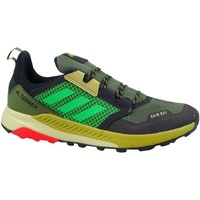 Scarpe Unisex bambino Running / Trail adidas Originals Terrex Trailmaker Verde