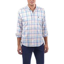 Abbigliamento Uomo Camicie maniche lunghe El Pulpo  Azul
