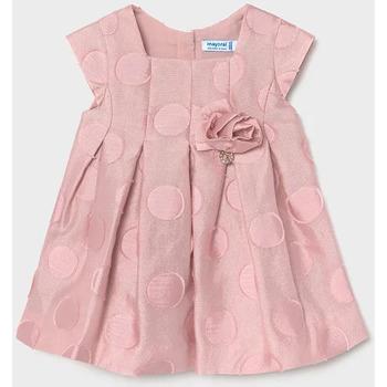 Abbigliamento Bambina Abiti corti Mayoral ATRMPN-26669 Rosa