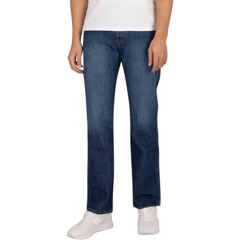 Abbigliamento Uomo Jeans dritti Lois Marvin Jeans blu