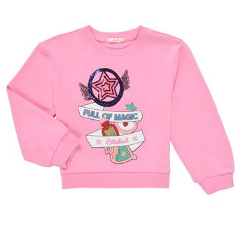 Abbigliamento Bambina Felpe Billieblush LOUNNA Rosa
