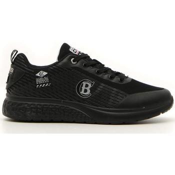 Scarpe Sneakers basse Cotton Belt SMACK NERO