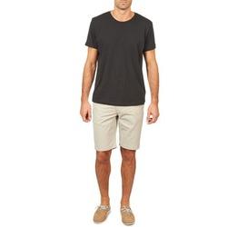 Abbigliamento Uomo Shorts / Bermuda Serge Blanco 15144 Beige
