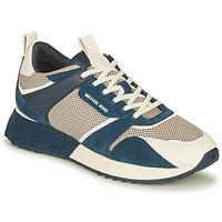 Scarpe Uomo Sneakers basse MICHAEL Michael Kors THEO Marine / Bianco