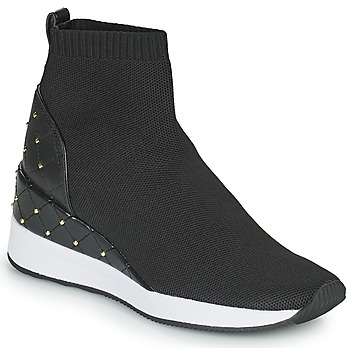 Scarpe Donna Sneakers alte MICHAEL Michael Kors SKYLE Nero