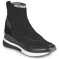 Scarpe Donna Sneakers alte MICHAEL Michael Kors SWIFT Nero