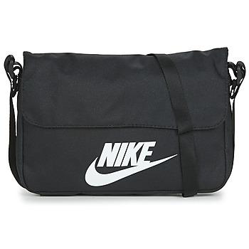 Borse Tracolle Nike NIKE SPORTSWEAR Nero / Bianco