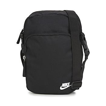 Borse Pochette / Borselli Nike NK HERITAGE CROSSBODY -  FA22 Nero / Bianco