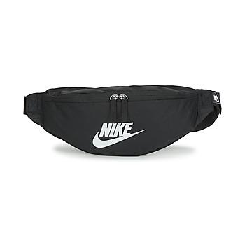Borse Marsupi Nike NK HERITAGE WAISTPACK - FA22 Nero / Bianco