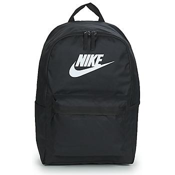Borse Zaini Nike NIKE HERITAGE Nero / Bianco