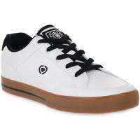 Scarpe Uomo Sneakers basse C1rca AL 50 SLIM WHITE Bianco