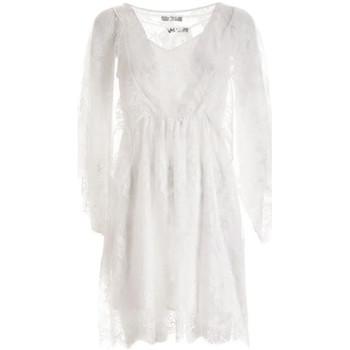 Abbigliamento Donna Abiti corti Fracomina F321SD2001W441G1 Bianco