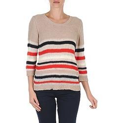 Abbigliamento Donna Maglioni S.Oliver ZARA Beige / Blu / Bianco / Arancio