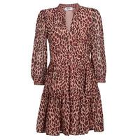 Abbigliamento Donna Abiti corti Liu Jo WF1019 Leopard