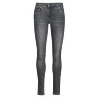 Abbigliamento Donna Jeans slim Liu Jo DIVINE Grigio