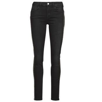 Abbigliamento Donna Jeans slim Liu Jo DIVINE Nero