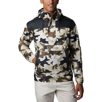 Abbigliamento Uomo Giubbotti Columbia Sportswear Challenger Windbreaker Beige Beige
