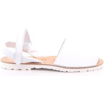 Scarpe Bambina Sandali Evoca 12 - AMY Bianco