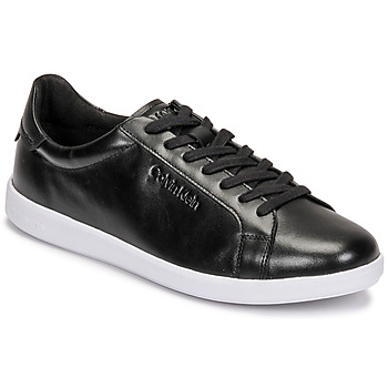 Scarpe Uomo Sneakers basse Calvin Klein Jeans LOW TOP LACE UP LTH Nero