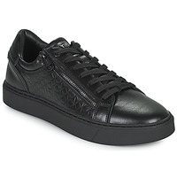 Scarpe Uomo Sneakers basse Calvin Klein Jeans LOW TOP LACE UP Nero
