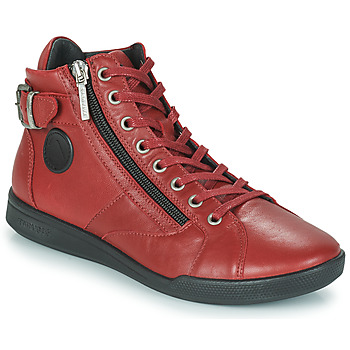 Scarpe Donna Sneakers alte Pataugas PALME Sangria