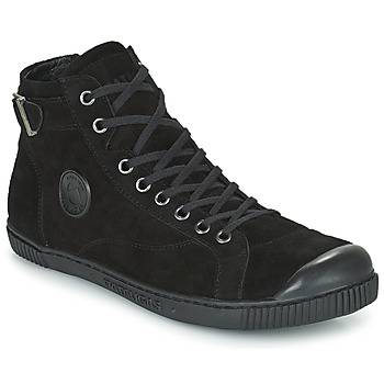 Scarpe Donna Sneakers alte Pataugas LATSA Nero