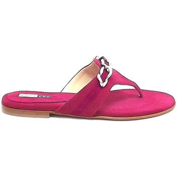Scarpe Donna Infradito Elegance Srl Ross Loy donna, scarpe sandalo infradito, lory 145 fuxia