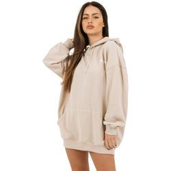 Abbigliamento Donna Felpe Sixth June Robe sweat Femme beige