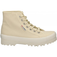 Scarpe Donna Sneakers alte Superga 2341 ALPINA 394-beige