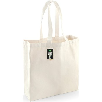 Borse Tote bag / Borsa shopping Westford Mill W623 Naturale