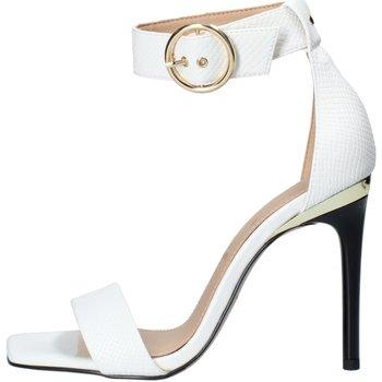 Scarpe Donna Sandali Exã© Sandalo Donna Exé Bianco