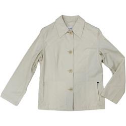 Abbigliamento Donna Giacche / Blazer Lineaemme ATRMPN-26731 Beige