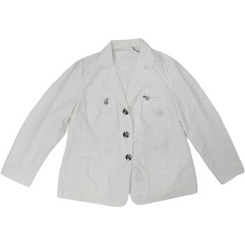 Abbigliamento Donna Giacche Elena Miro' ATRMPN-26734 Bianco