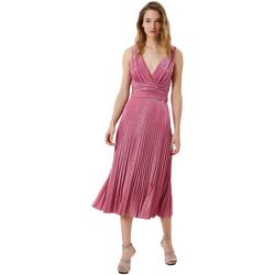 Abbigliamento Donna Abiti lunghi Liu Jo Abito Rosa