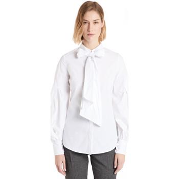 Abbigliamento Donna Camicie Manila Grace Camicia m/l Bianco