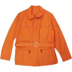 Abbigliamento Donna Cappotti Elena Miro' ATRMPN-26735 Arancio