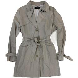 Abbigliamento Donna Cappotti Elena Miro' ATRMPN-26744 Grigio