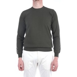 Abbigliamento Uomo Felpe Filippo De Laurentis EFFUOGC11ML-CR14R Girocollo Uomo Militare Militare