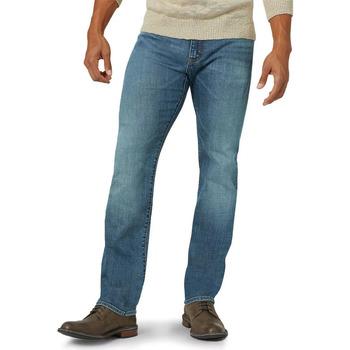 Abbigliamento Uomo Jeans slim Lee Cooper L72ASOPB Blu