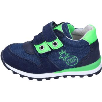 Scarpe Bambino Sneakers basse Enrico Coveri BJ973 Blu