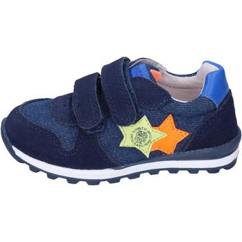 Scarpe Bambino Sneakers basse Enrico Coveri BJ974 Blu
