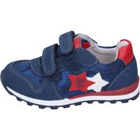 Scarpe Bambino Sneakers basse Enrico Coveri BJ976 Blu