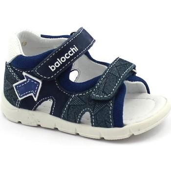 Scarpe Bambino Sandali Balocchi BAL-E21-113182-NA-a Blu