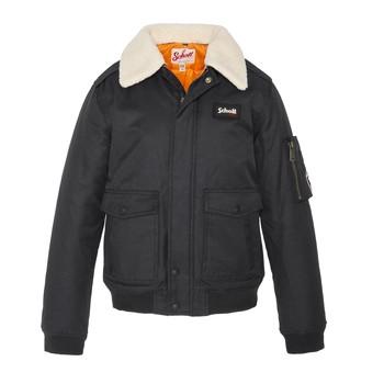 Abbigliamento Bambino Giubbotti Schott AIRWAY Nero