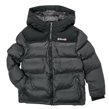 Abbigliamento Unisex bambino Piumini Schott UTAH 2 Grigio