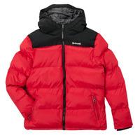 Abbigliamento Unisex bambino Piumini Schott UTAH 2 Rosso