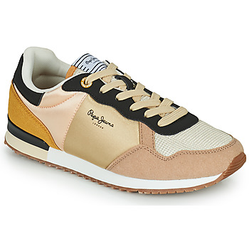 Scarpe Donna Sneakers basse Pepe jeans ARCHIE LIGHT Beige